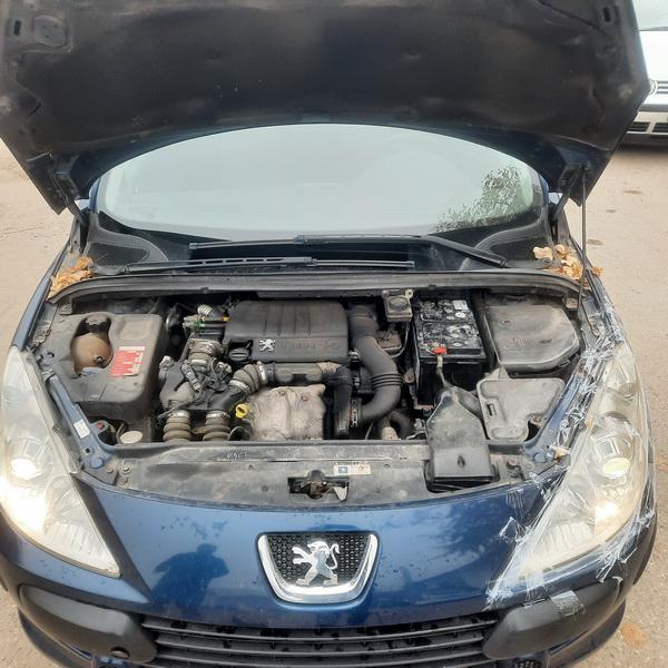 Naudotos automobiliu dallys Foto 3 Peugeot 307 2005 1.6 Mechaninė Universalas 4/5 d. Melyna 2021-10-14 A6742
