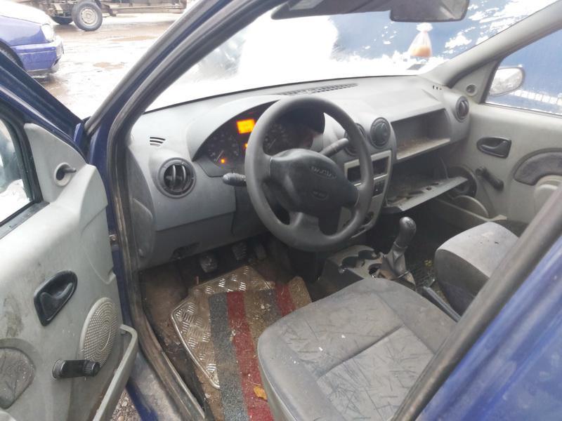 Naudotos automobilio dalys Dacia LOGAN 2006 1.5 Mechaninė Sedanas 4/5 d. Melyna 2020-12-01