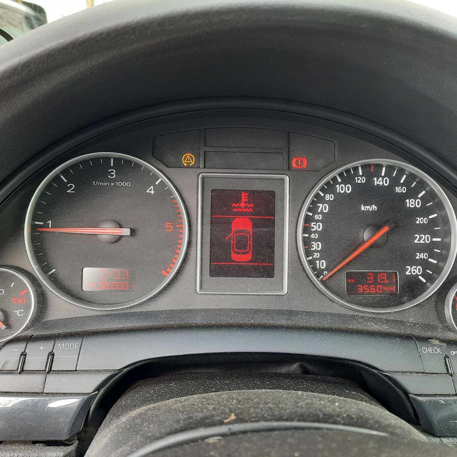 Naudotos automobilio dalys Audi A4 2002 1.9 Mechaninė Sedanas 4/5 d. Melyna 2021-5-08
