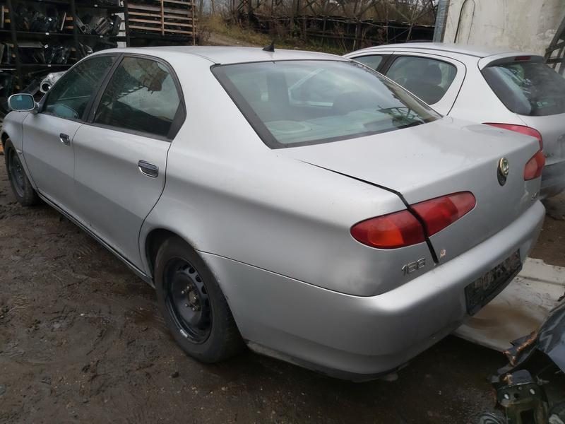 Подержанные Автозапчасти Foto 9 Alfa-Romeo 166 1999 2.4 машиностроение седан 4/5 d. Серый 2020-11-21 A5842