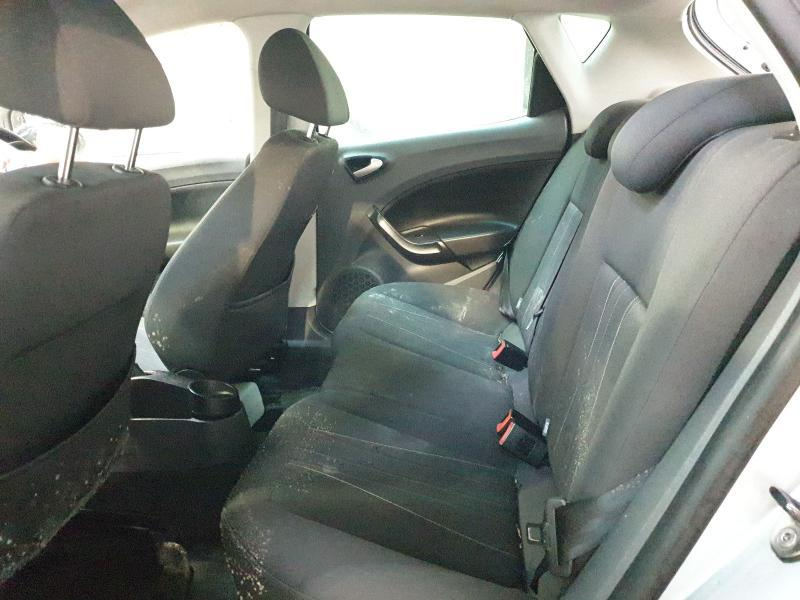 Used Car Parts Seat IBIZA 2011 1.4 Mechanical Hatchback 4/5 d. Silver 2021-1-11
