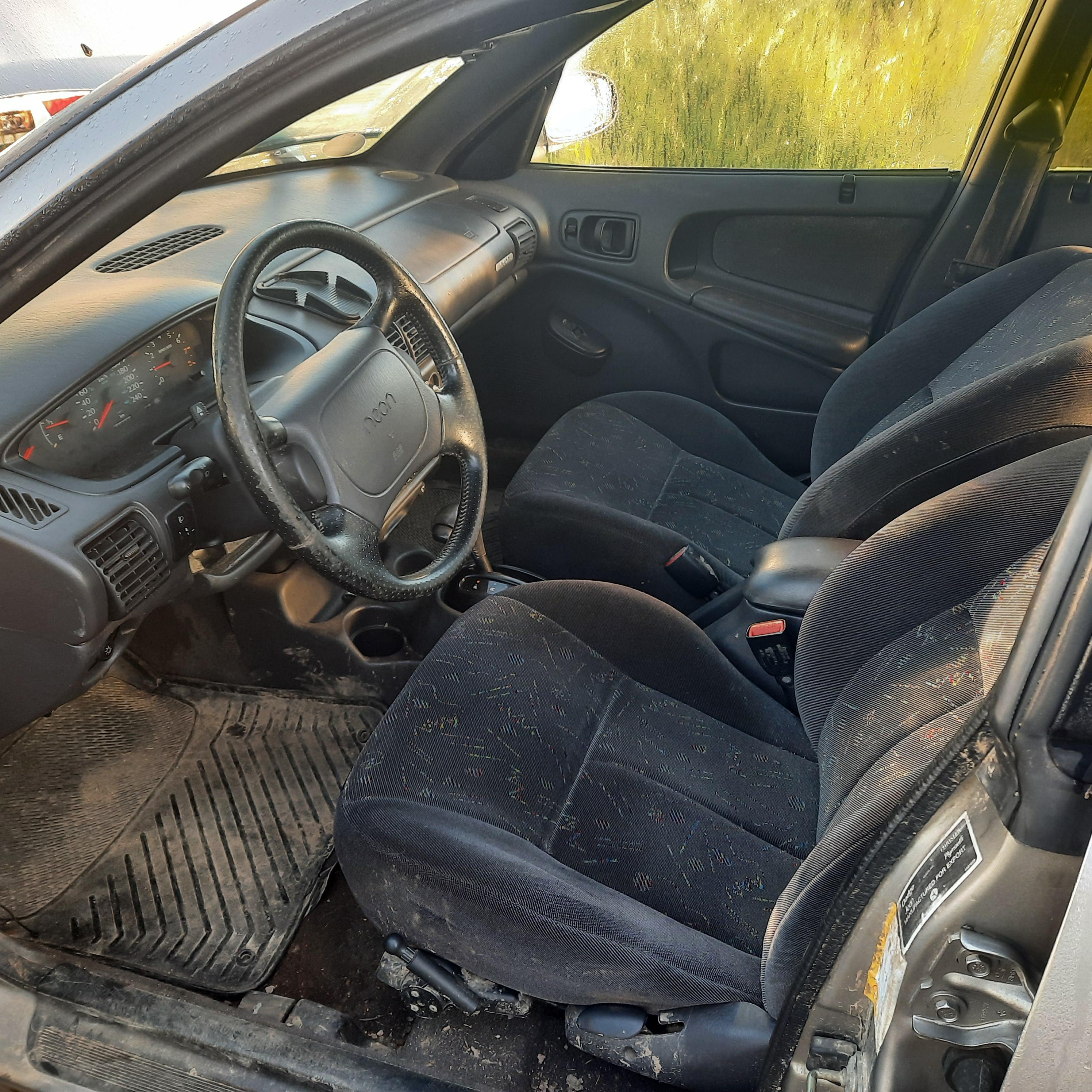 Naudotos automobilio dalys Chrysler NEON 1999 2.0 Automatinė Sedanas 4/5 d. Pilka 2021-9-14