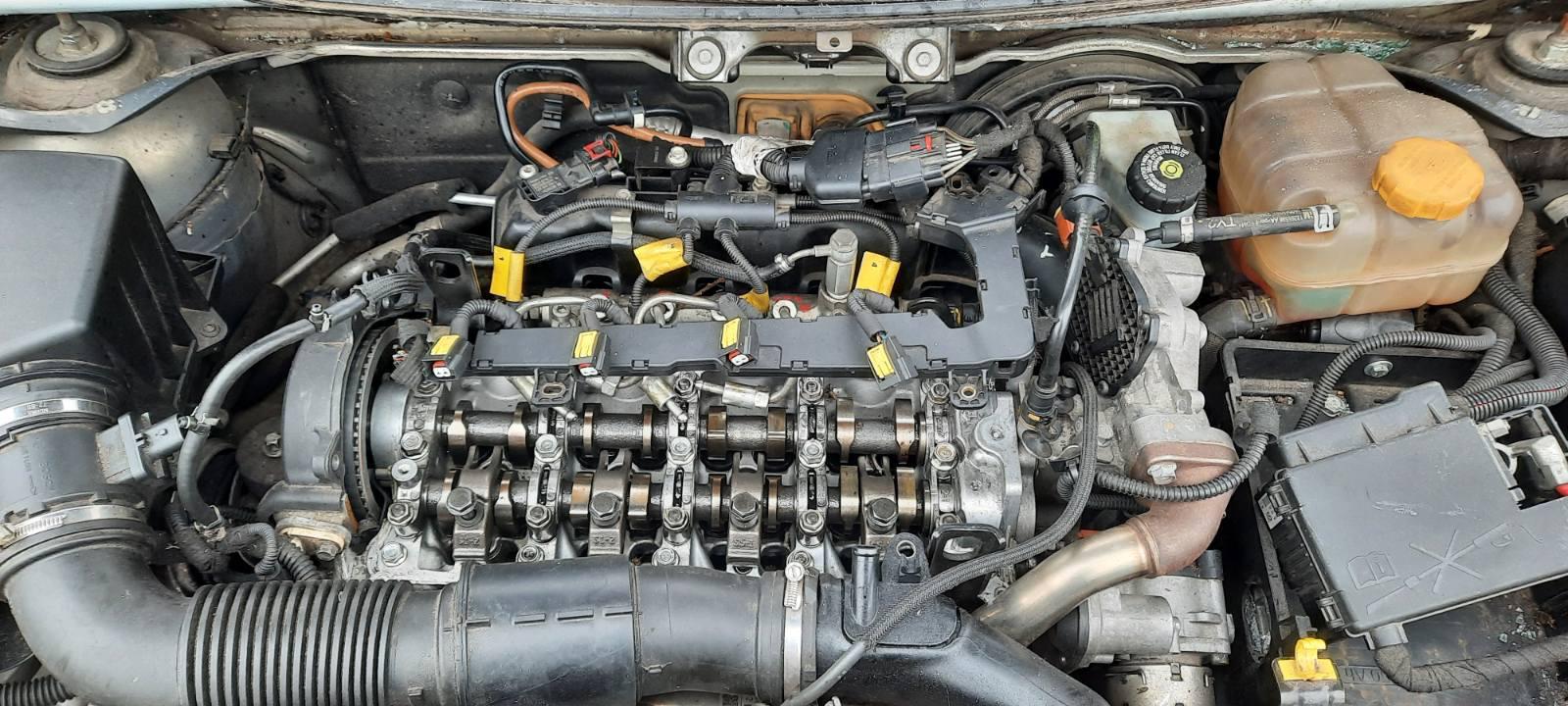 Naudotos automobiliu dallys Foto 3 Opel MERIVA 2011 1.7 Mechaninė Vienatūris 4/5 d. Ruda 2021-3-04 A6087
