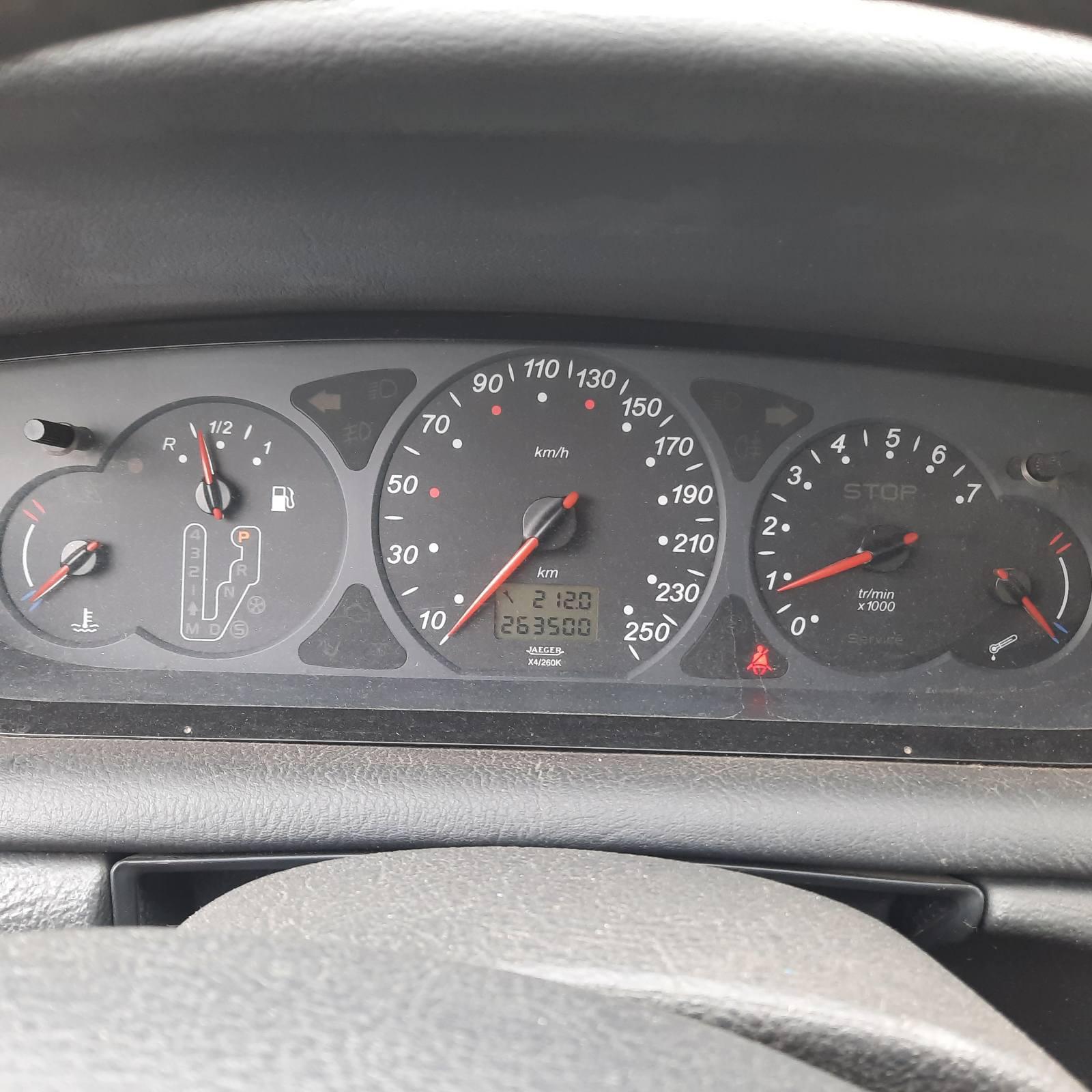 Naudotos automobilio dalys Citroen C5 2003 2.0 Mechaninė Universalas 4/5 d. Balta 2021-7-28