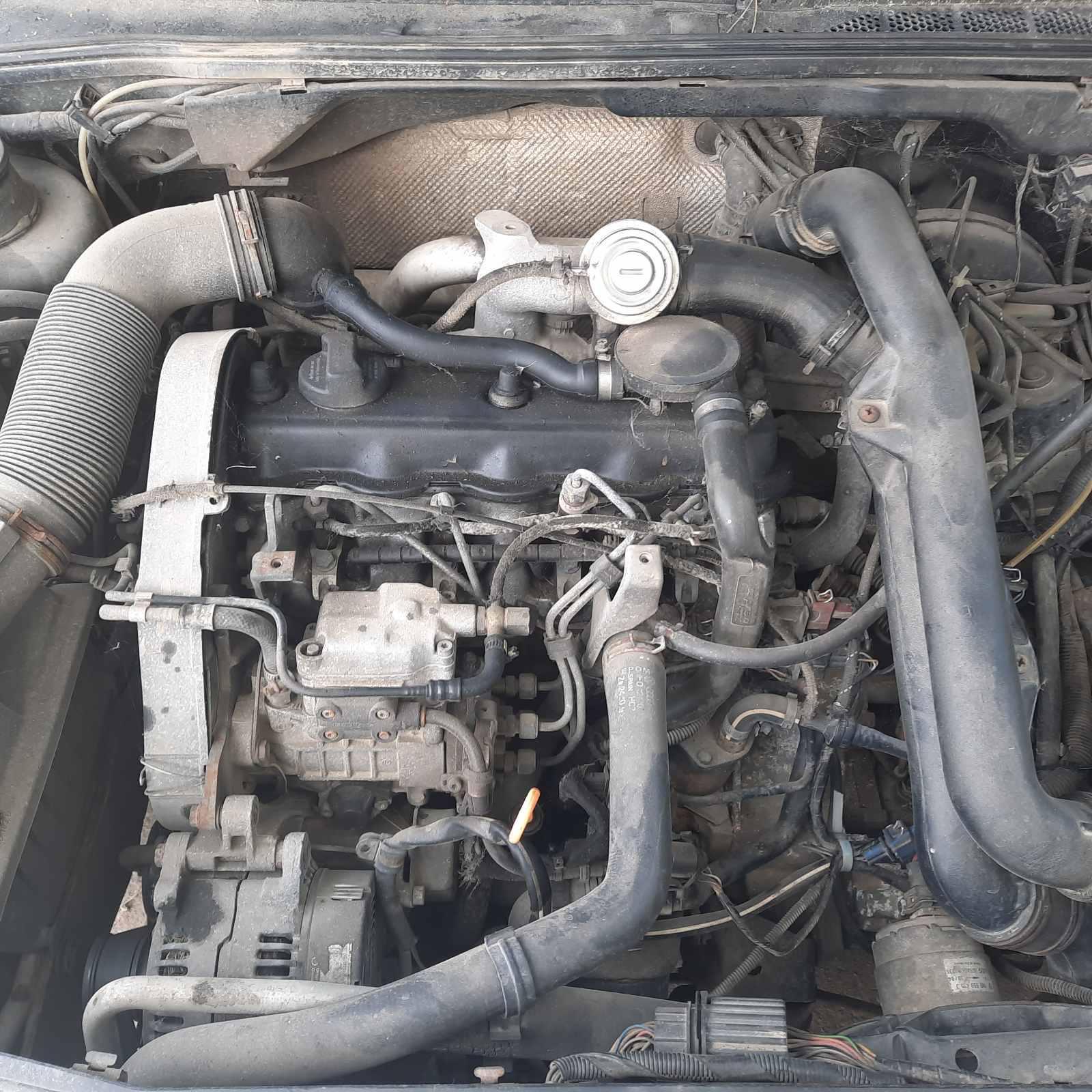 Naudotos automobiliu dallys Foto 3 Volkswagen GOLF 1996 1.9 Mechaninė Universalas 4/5 d. Zalia 2021-6-05 A6283