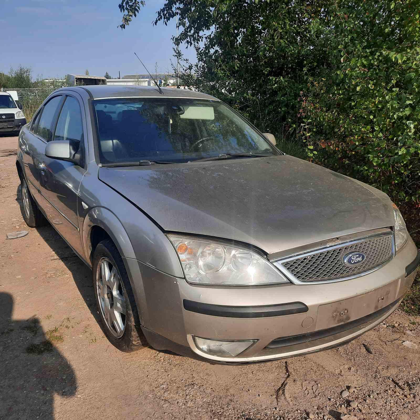 Naudotos automobilio dalys Ford MONDEO 2004 2.0 Mechaninė Hečbekas 4/5 d. Pilka 2021-9-09