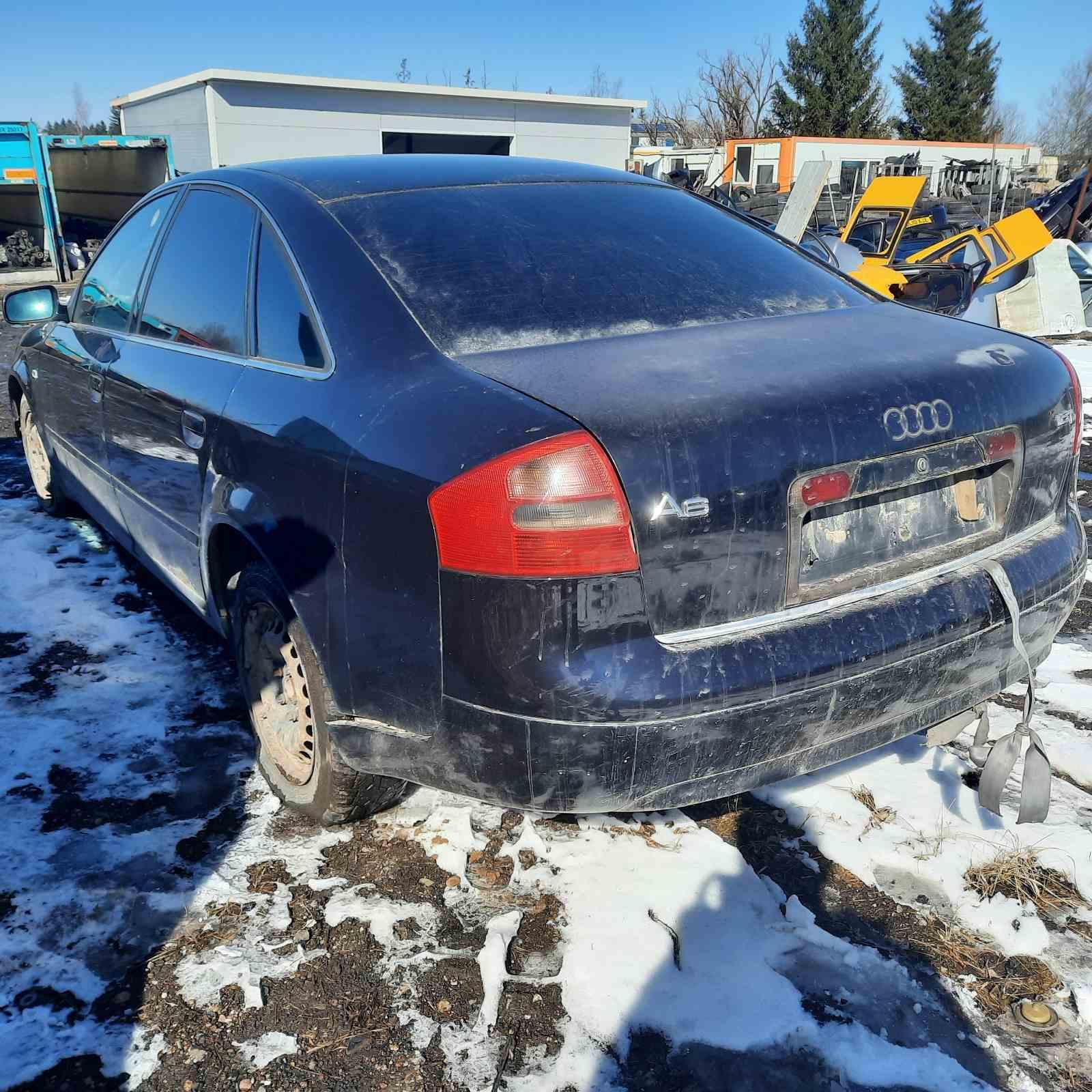 Foto-3 Audi A6 A6, C5 1997.01 - 2001.08 1997 Petrol 1.8