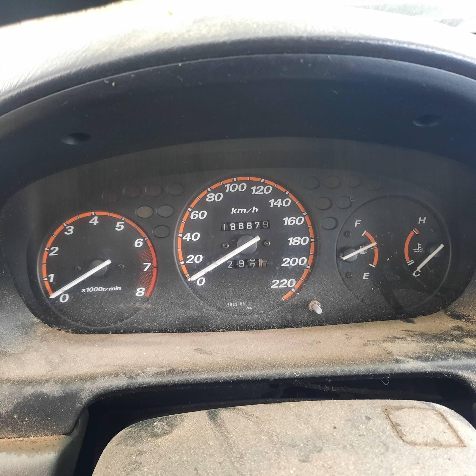 Naudotos automobilio dalys Honda CR-V 1998 2.0 Mechaninė Visureigis 4/5 d. Melyna 2021-8-24