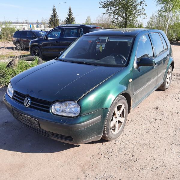 Foto-2 Volkswagen Golf Golf, IV 1997.08 - 2003.10 1999 Dyzelis 1.9