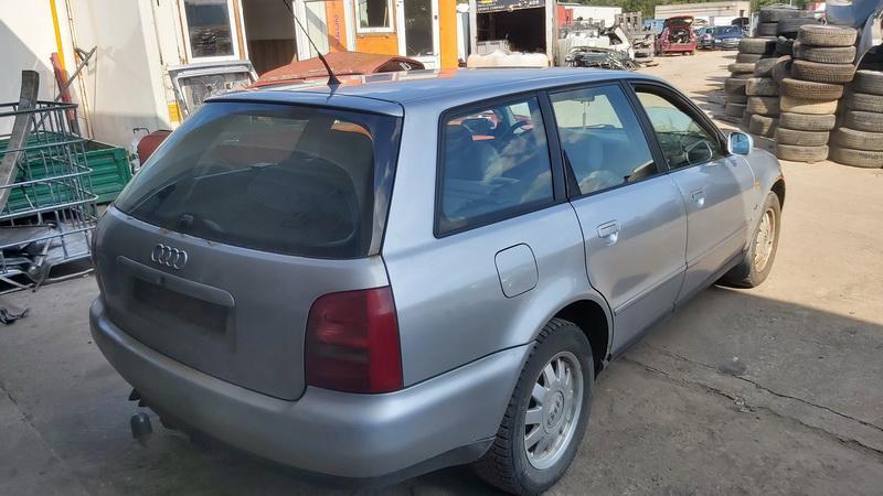 Подержанные Автозапчасти Audi A4 1997 1.9 машиностроение универсал 4/5 d. Серый 2021-7-28