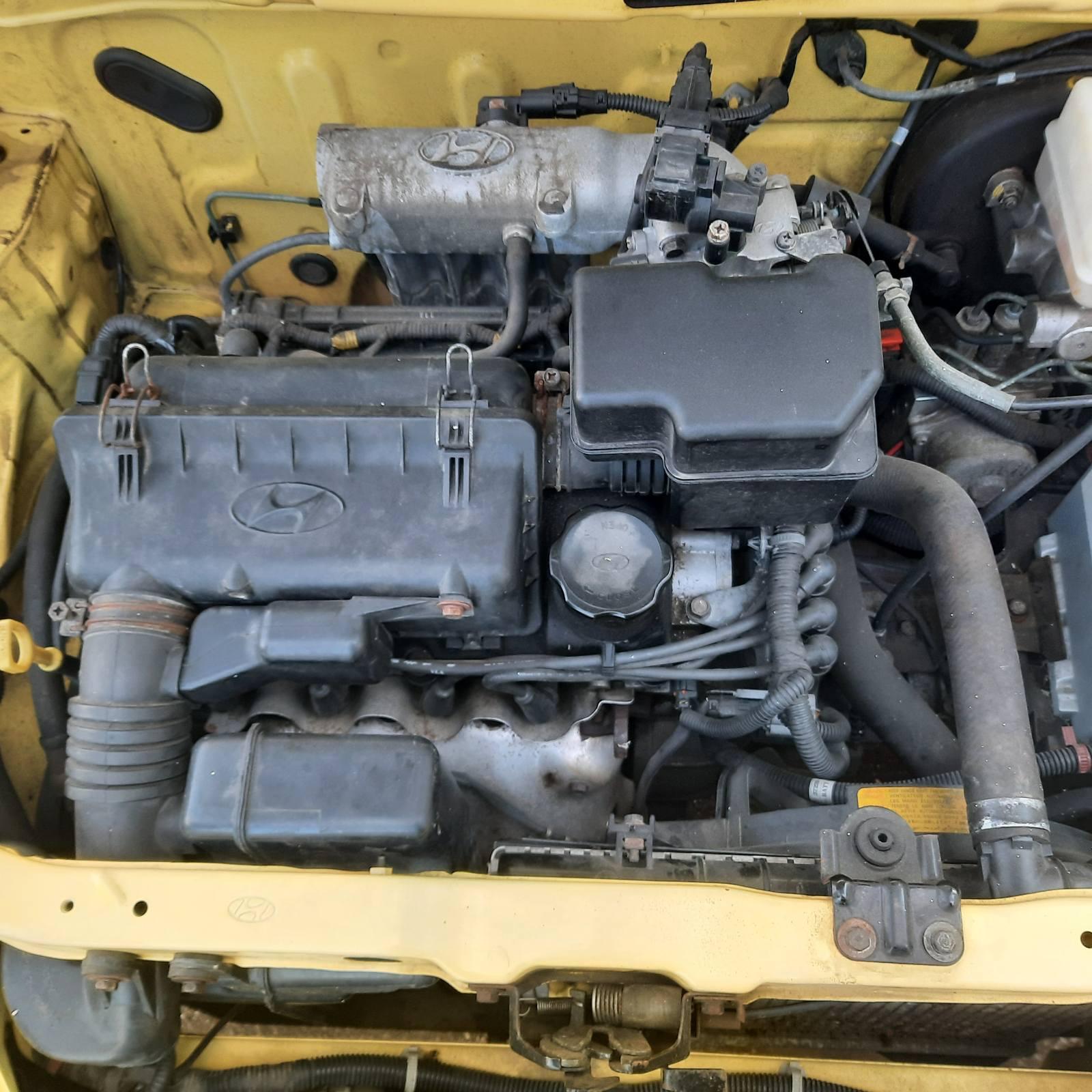 Foto-2 Hyundai Atos Atos 1998 - 2003 2002 Petrol 1.0