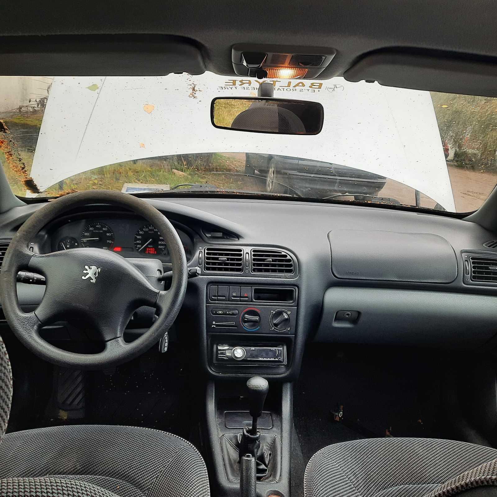 Naudotos automobilio dalys Peugeot 406 1998 1.8 Mechaninė Sedanas 4/5 d. Pilka 2021-9-22