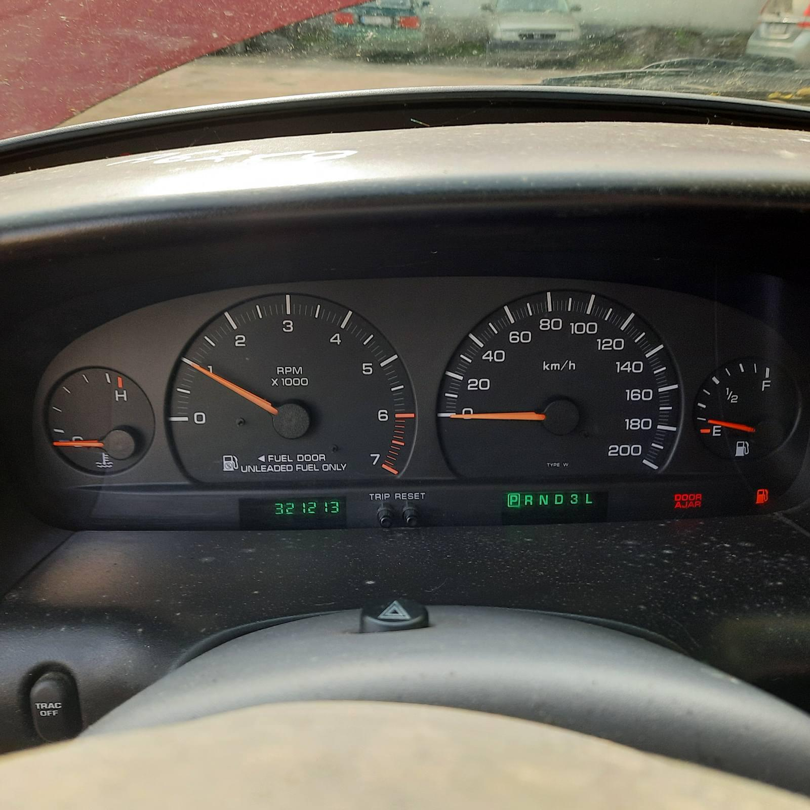 Naudotos automobilio dalys Chrysler VOYAGER 1999 3.3 Automatinė Vienatūris 4/5 d. Raudona 2021-5-17