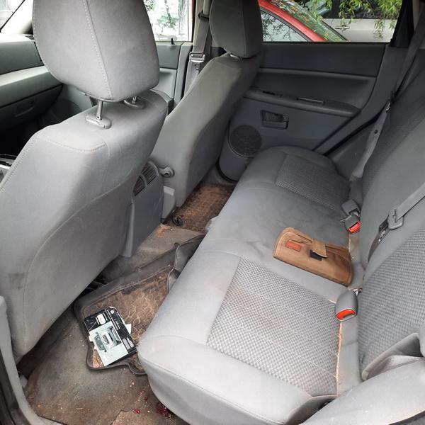 Naudotos automobilio dalys Jeep GRAND CHEROKEE 2005 3.7 Automatinė Visureigis 4/5 d. Melyna 2021-5-19