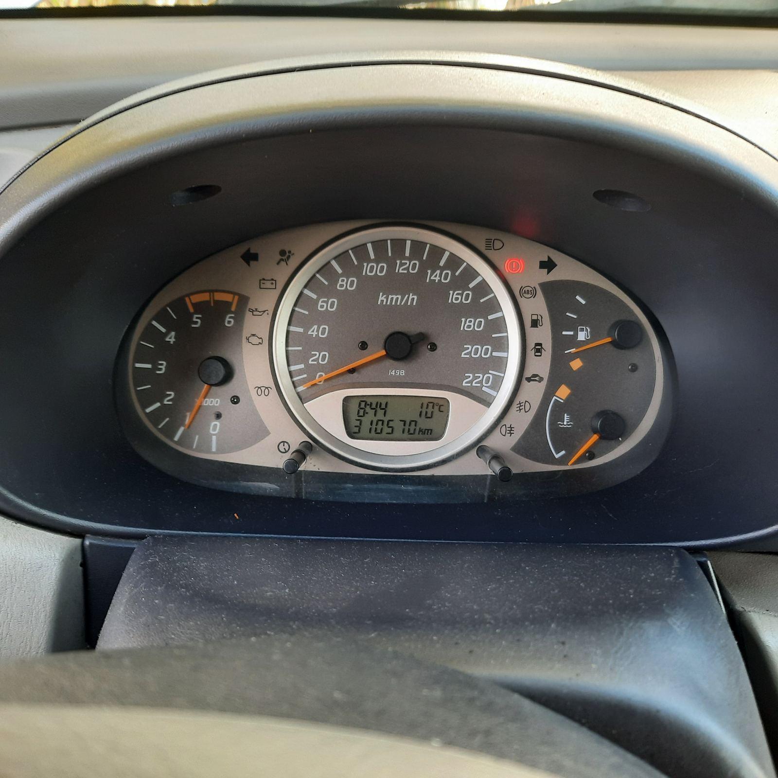 Naudotos automobilio dalys Nissan ALMERA TINO 2001 2.2 Mechaninė Vienatūris 4/5 d. Pilka 2021-8-21