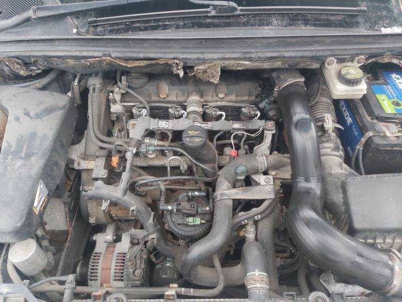 Foto-2 Peugeot 307 307, 2000.08 - 2005.06 2003 Dyzelis 2.0