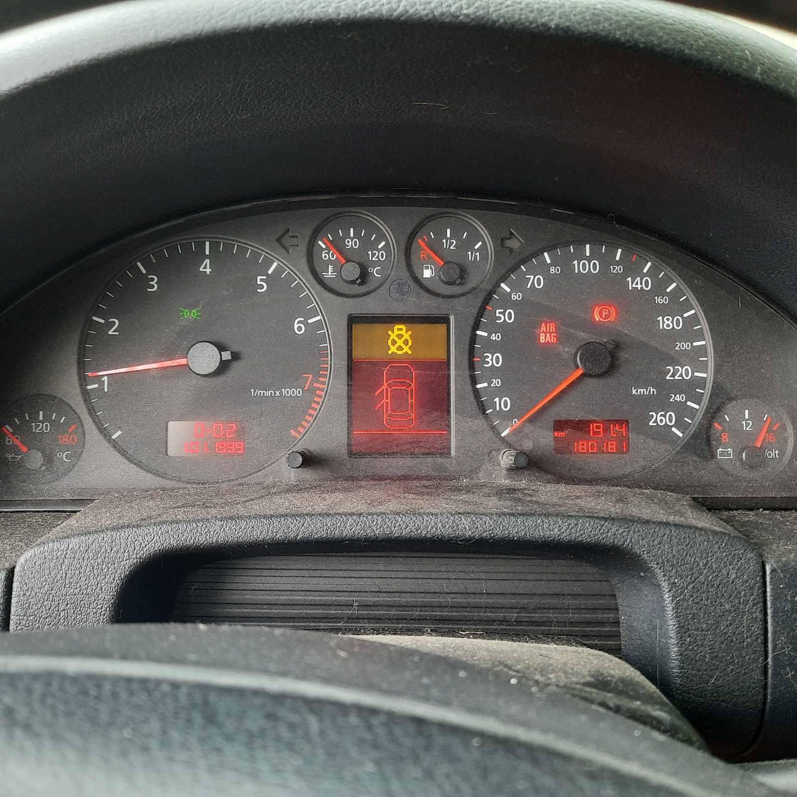 Naudotos automobilio dalys Audi A6 2001 2.7 Mechaninė Universalas 4/5 d. Juoda 2021-7-28