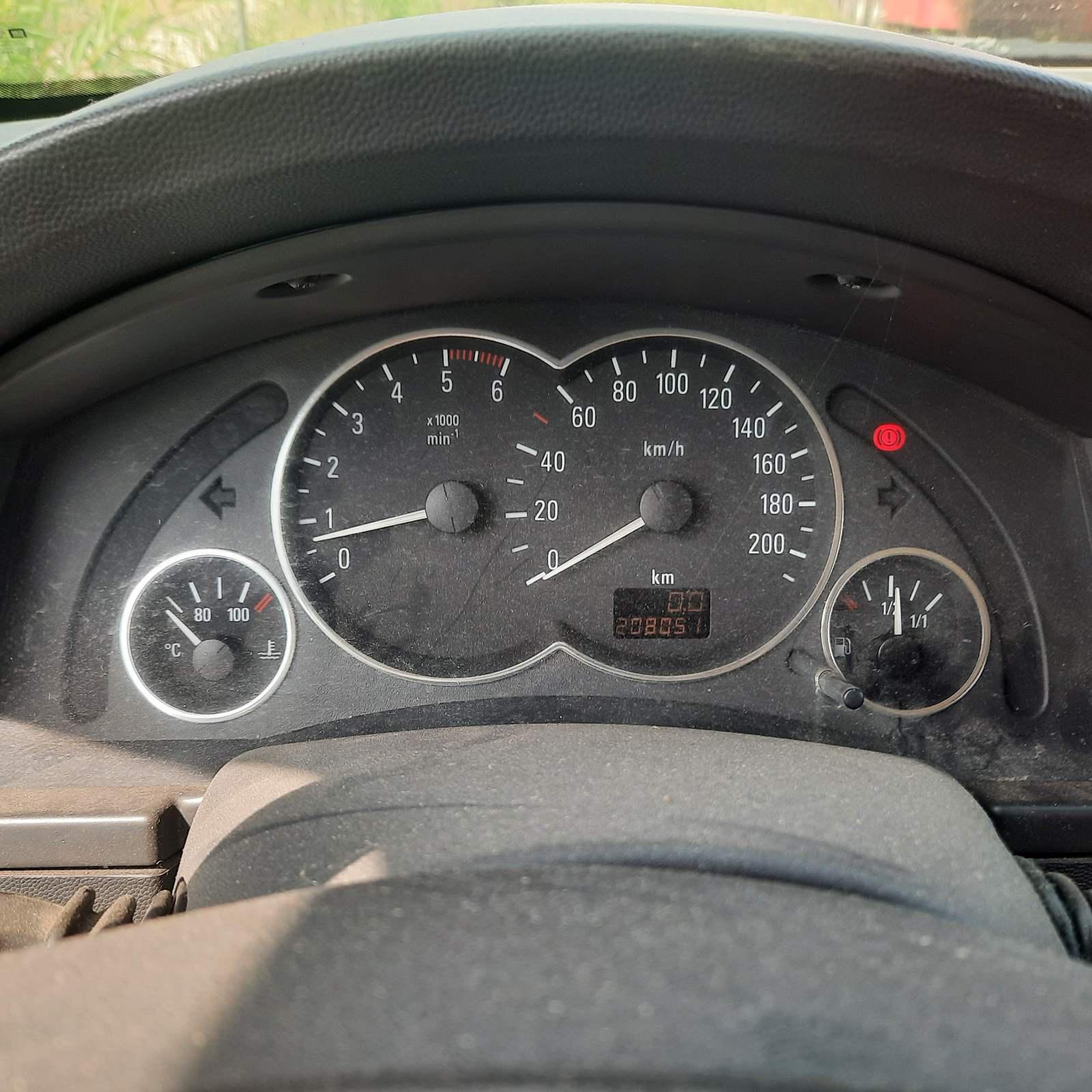 Naudotos automobilio dalys Opel MERIVA 2003 1.7 Mechaninė Vienatūris 4/5 d. Pilka 2021-7-16