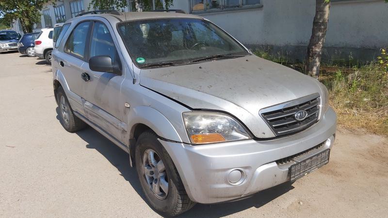 Naudotos automobilio dalys Kia SORENTO 2006 2.5 Mechaninė Visureigis 4/5 d. Pilka 2021-7-20