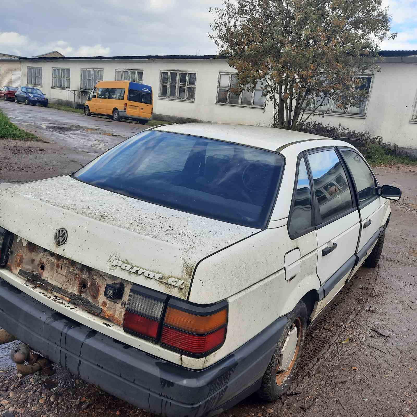 Foto-4 Volkswagen Passat Passat, B3 1988.03 - 1993.07 1991 Diesel 1.6