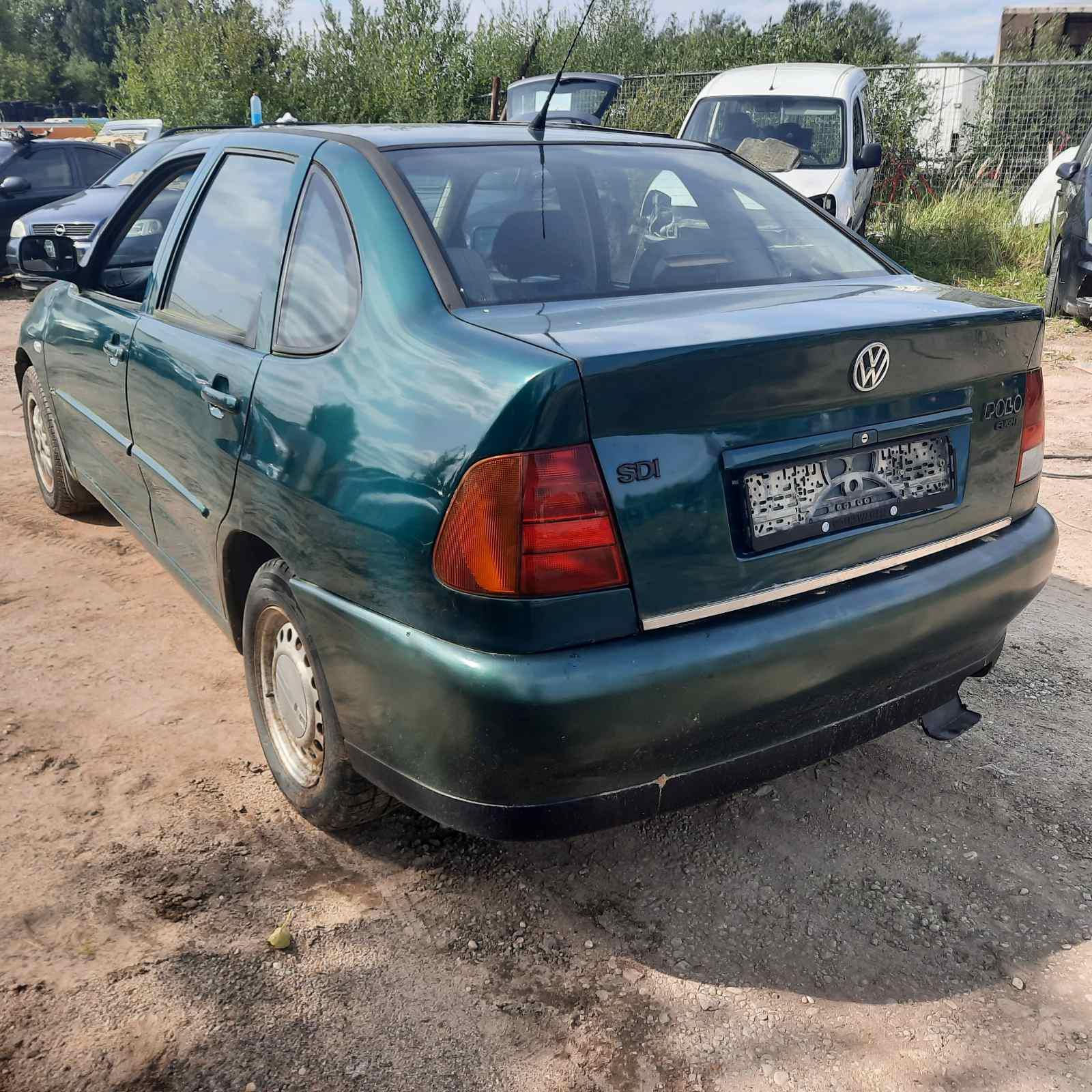 Foto-4 Volkswagen Polo Polo, III 1994.09 - 1999.12 1997 Diesel 1.9