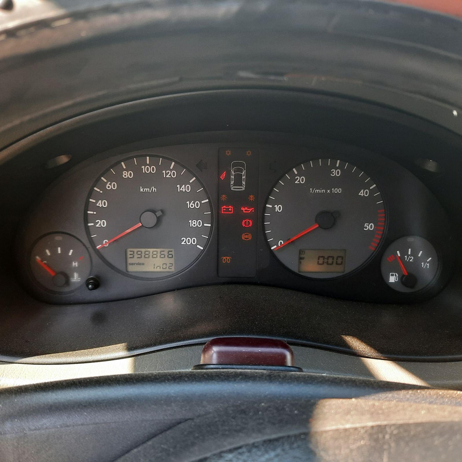 Naudotos automobilio dalys Seat ALHAMBRA 1998 1.9 Mechaninė Vienatūris 4/5 d. Pilka 2021-6-14
