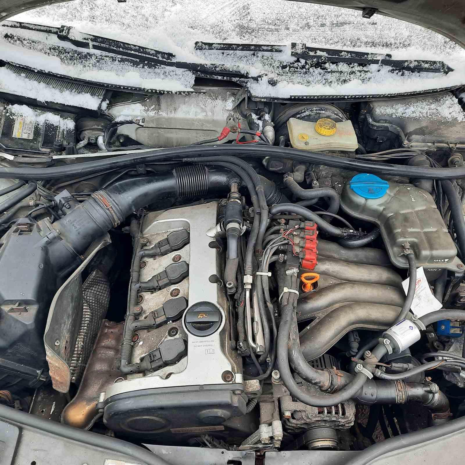 Naudotos automobiliu dallys Foto 2 Volkswagen PASSAT 2003 2.0 Mechaninė Universalas 4/5 d. Sidabrine 2021-4-06 A6130