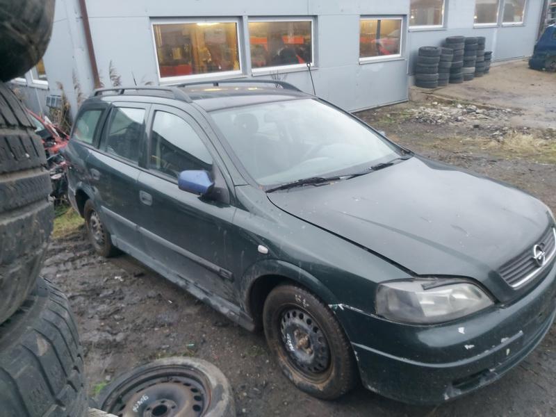 Naudotos automobilio dalys Opel ASTRA 2003 1.7 Mechaninė Universalas 4/5 d. Zalia 2020-11-23
