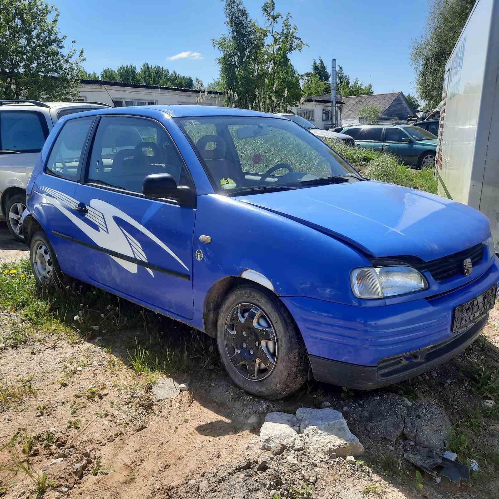 Foto-1 Seat Arosa Arosa 1997 - 2004 2000 Diesel 1.7