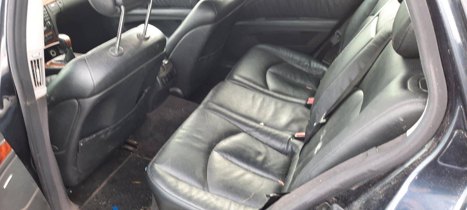 Naudotos automobiliu dallys Foto 4 Mercedes-Benz E-CLASS 2004 2.2 Mechaninė Universalas 4/5 d. Melyna 2021-2-23 A6064
