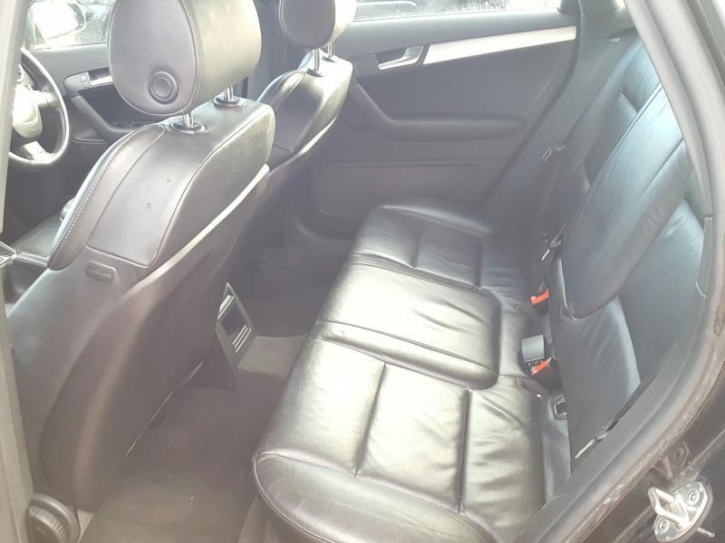 Naudotos automobilio dalys Audi A3 2007 2.0 Mechaninė Hečbekas 4/5 d. Juoda 2021-1-11