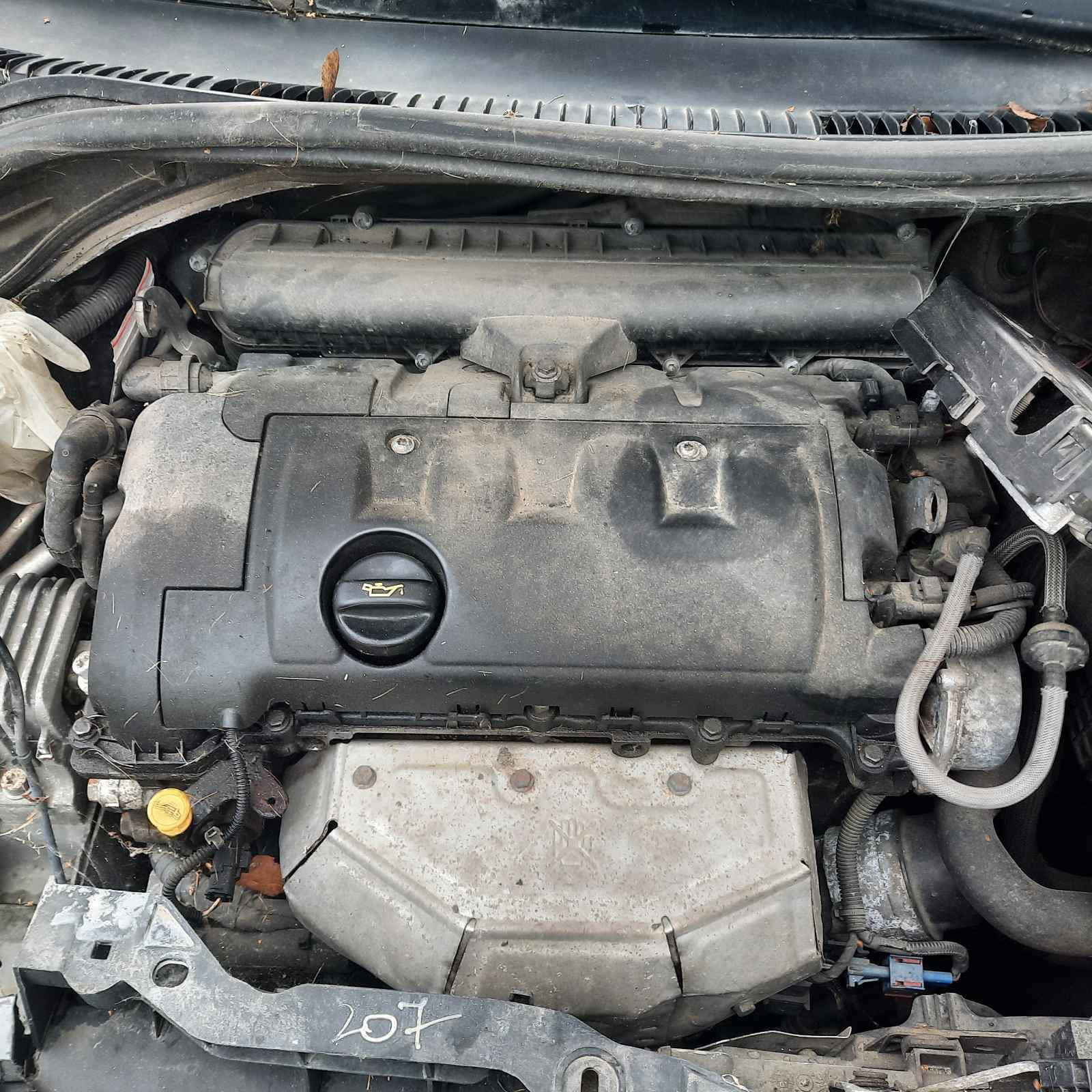 Foto-3 Peugeot 207 207, 2006.02 - 2009.06 2009 Petrol 1.6
