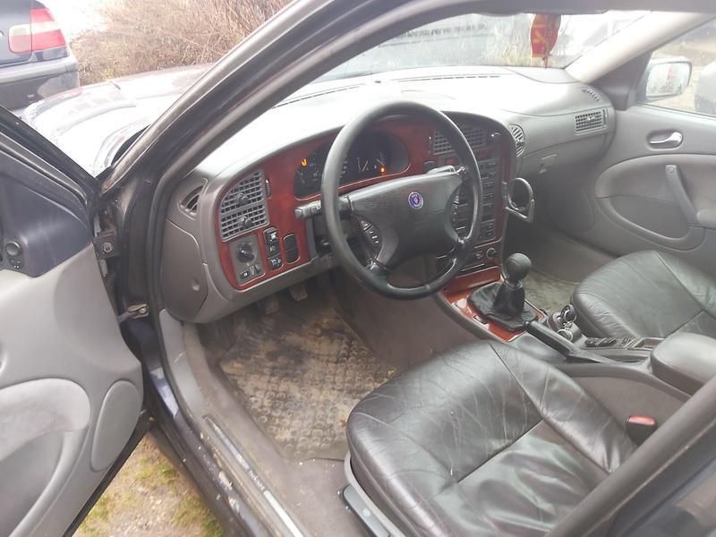 Naudotos automobilio dalys SAAB 9-5 1998 2.0 Mechaninė Sedanas 4/5 d. Melyna 2020-11-25