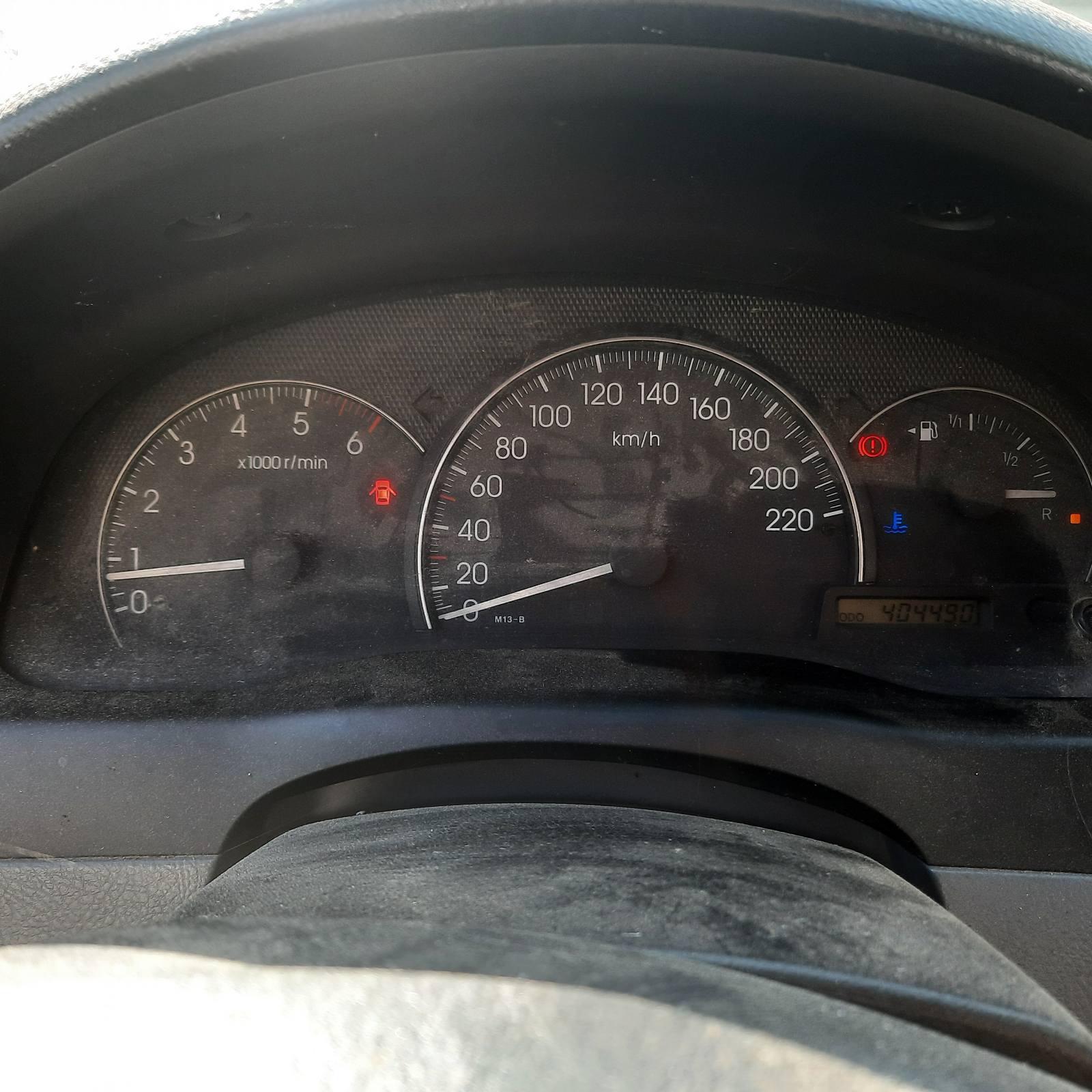 Naudotos automobilio dalys Toyota AVENSIS VERSO 2002 2.0 Mechaninė Vienatūris 4/5 d. Pilka 2021-7-05