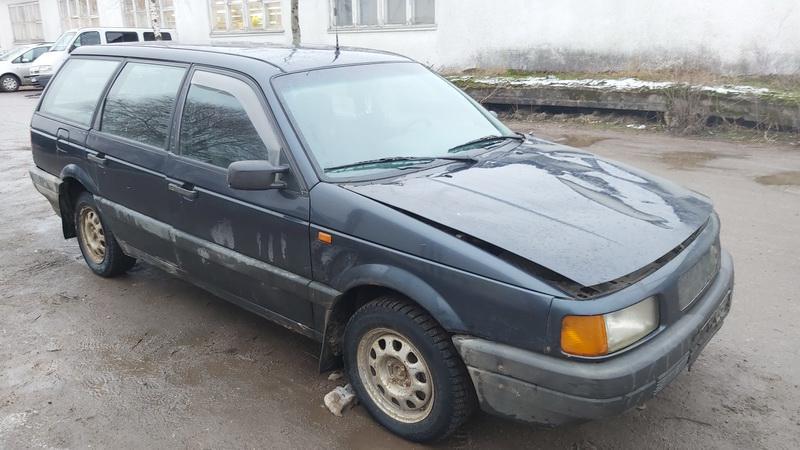 Volkswagen PASSAT 1991 1.9 Mechaninė