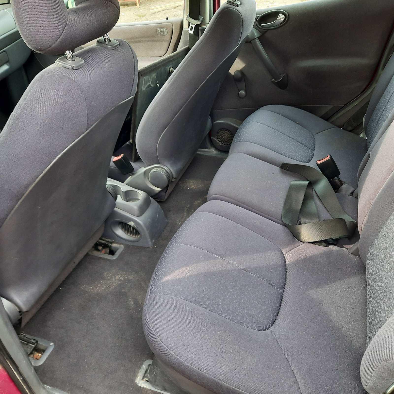 Naudotos automobilio dalys Mercedes-Benz A-CLASS 1999 1.7 Automatinė Vienatūris 4/5 d. Violetine 2021-4-29