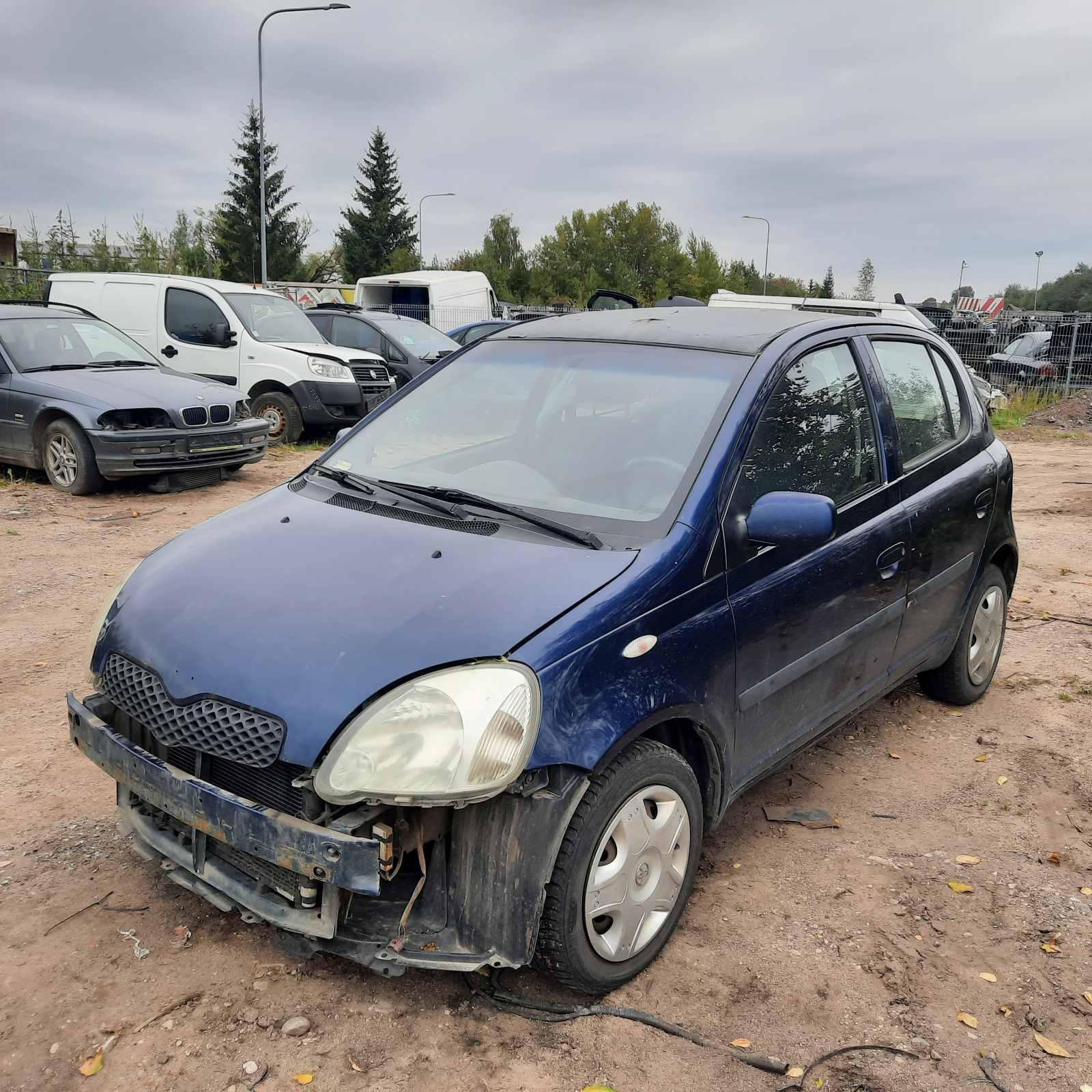 Foto-2 Toyota Yaris Yaris, 2003.03 - 2005.09 facelift 2004 Petrol 1.0