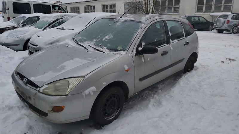 Naudotos automobiliu dallys Foto 4 Ford FOCUS 1999 1.6 Mechaninė Hečbekas 4/5 d. Pilka 2021-2-06 A6053