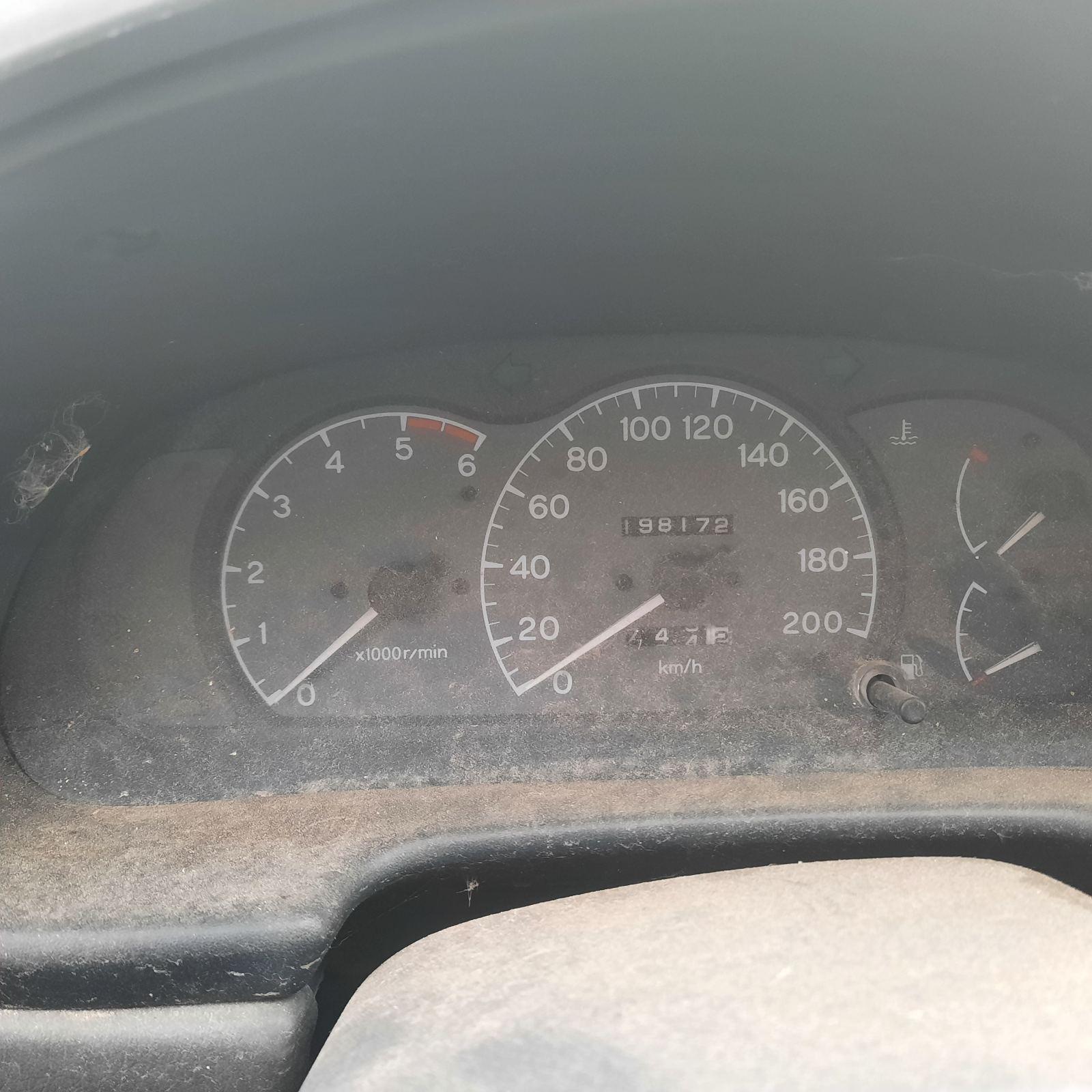 Подержанные Автозапчасти Mitsubishi LANCER 1994 2.0 машиностроение седан 4/5 d. Серый 2021-4-15