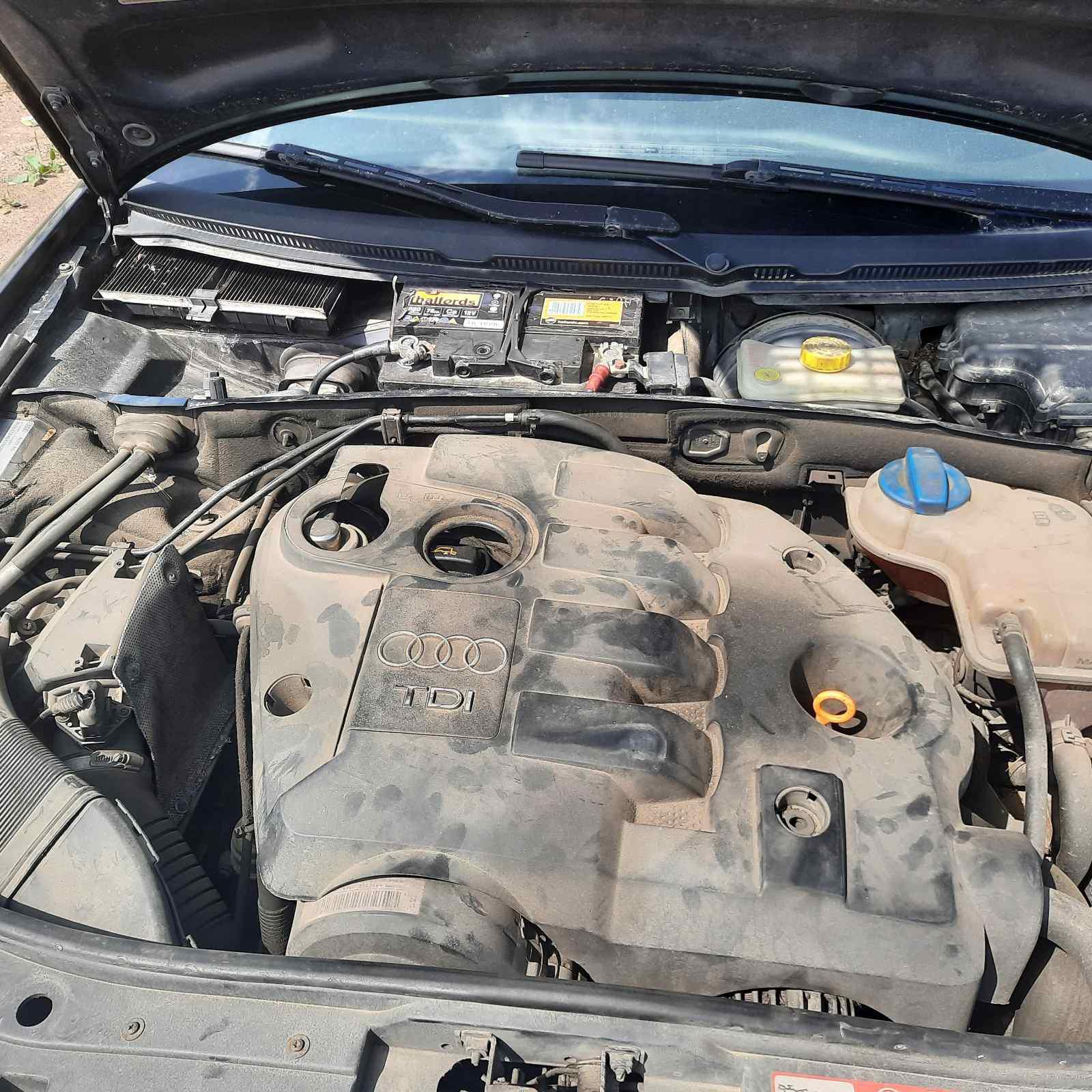 Foto-3 Audi A6 A6, C5 2001.08 - 2005.01 facelift 2004 Diesel 1.9