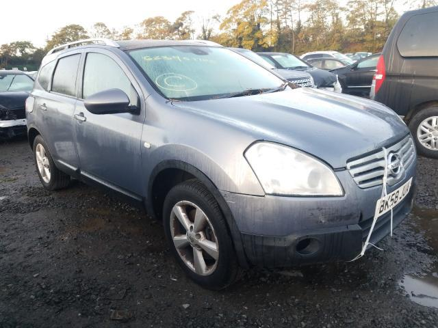 Used Car Parts Nissan QASHQAI 2008 2.0 Mechanical Jeep 4/5 d. Grey 2021-1-11