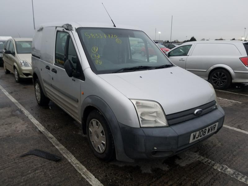 Ford TRANSIT CONNECT 2008 1.8 Mechaninė