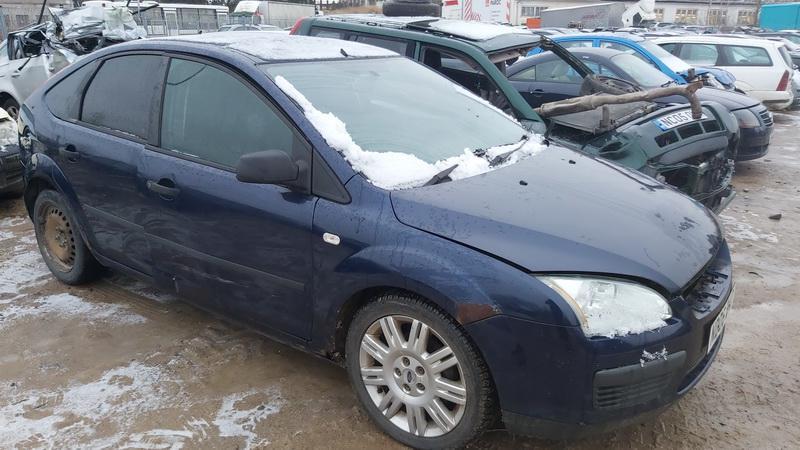 Naudotos automobilio dalys Ford FOCUS 2006 1.6 Mechaninė Hečbekas 4/5 d. Melyna 2021-1-05