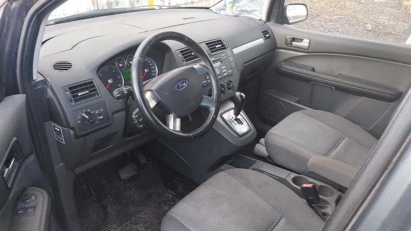Naudotos automobilio dalys Ford C-MAX 2004 1.6 Automatinė Vienatūris 4/5 d. Pilka 2020-12-29