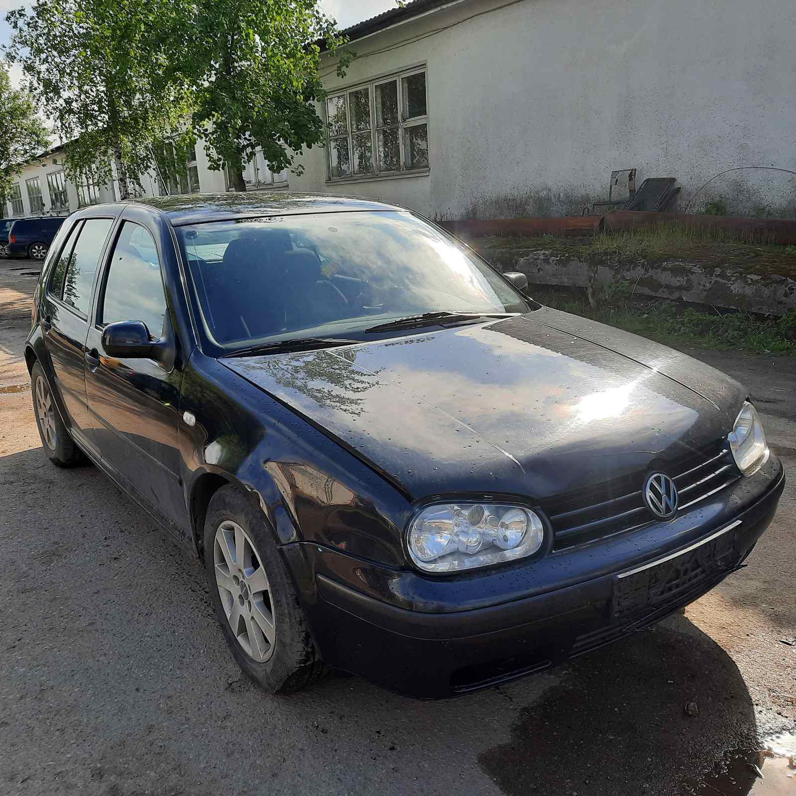 Foto-1 Volkswagen Golf Golf, IV 1997.08 - 2003.10 2001 Diesel 1.9