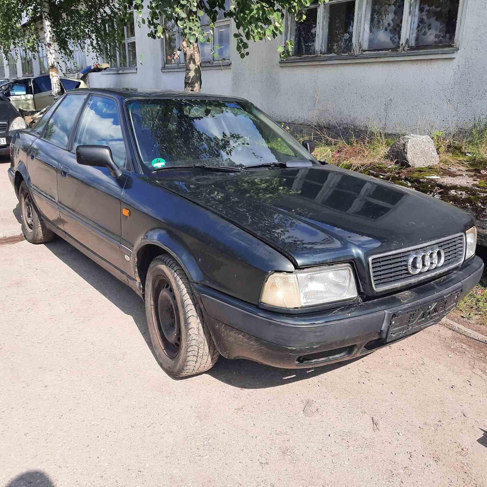 Foto-1 Audi 80 80, B4 1991.09 - 1995.01 1993 Sedanas Benzinas 2.0