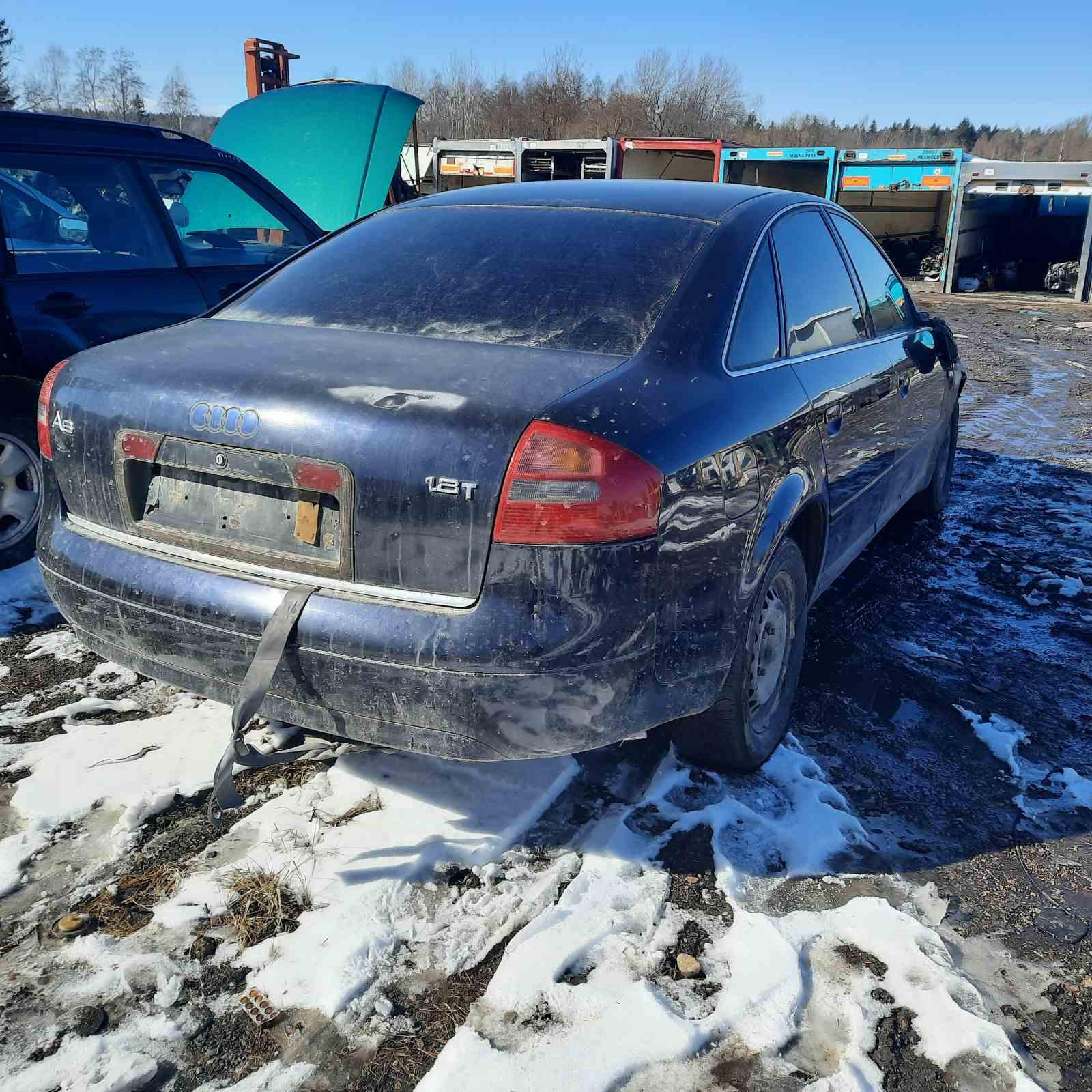 Foto-4 Audi A6 A6, C5 1997.01 - 2001.08 1997 Petrol 1.8