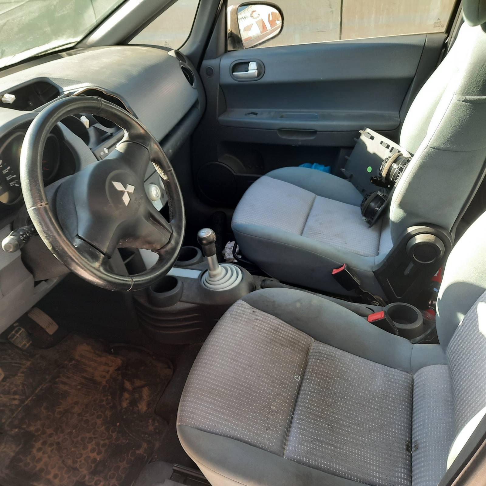 Naudotos automobilio dalys Mitsubishi COLT 2004 1.5 Mechaninė Hečbekas 4/5 d. Sidabrine 2021-3-20