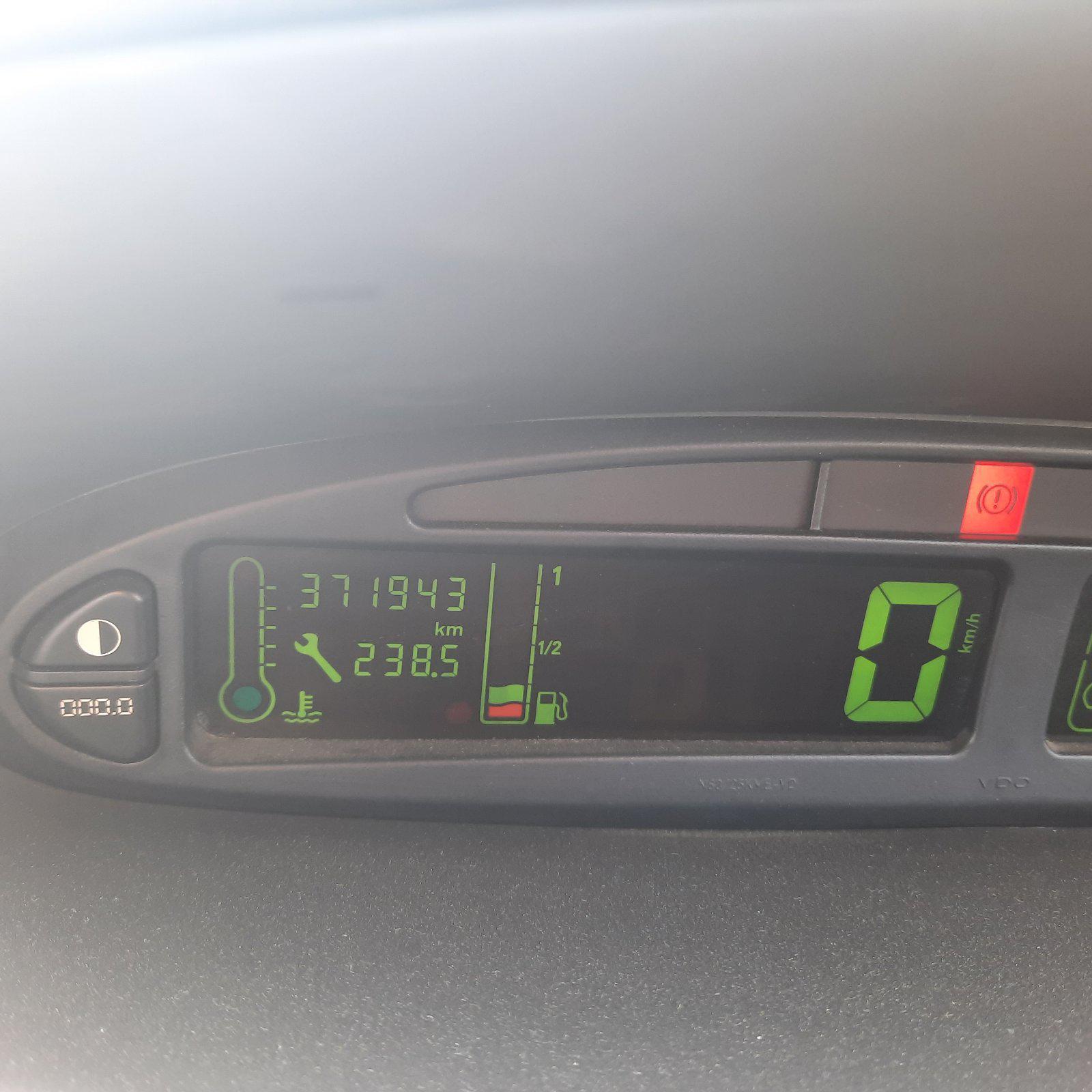 Naudotos automobilio dalys Citroen XSARA PICASSO 2005 1.6 Mechaninė Vienatūris 4/5 d. Pilka 2021-7-09