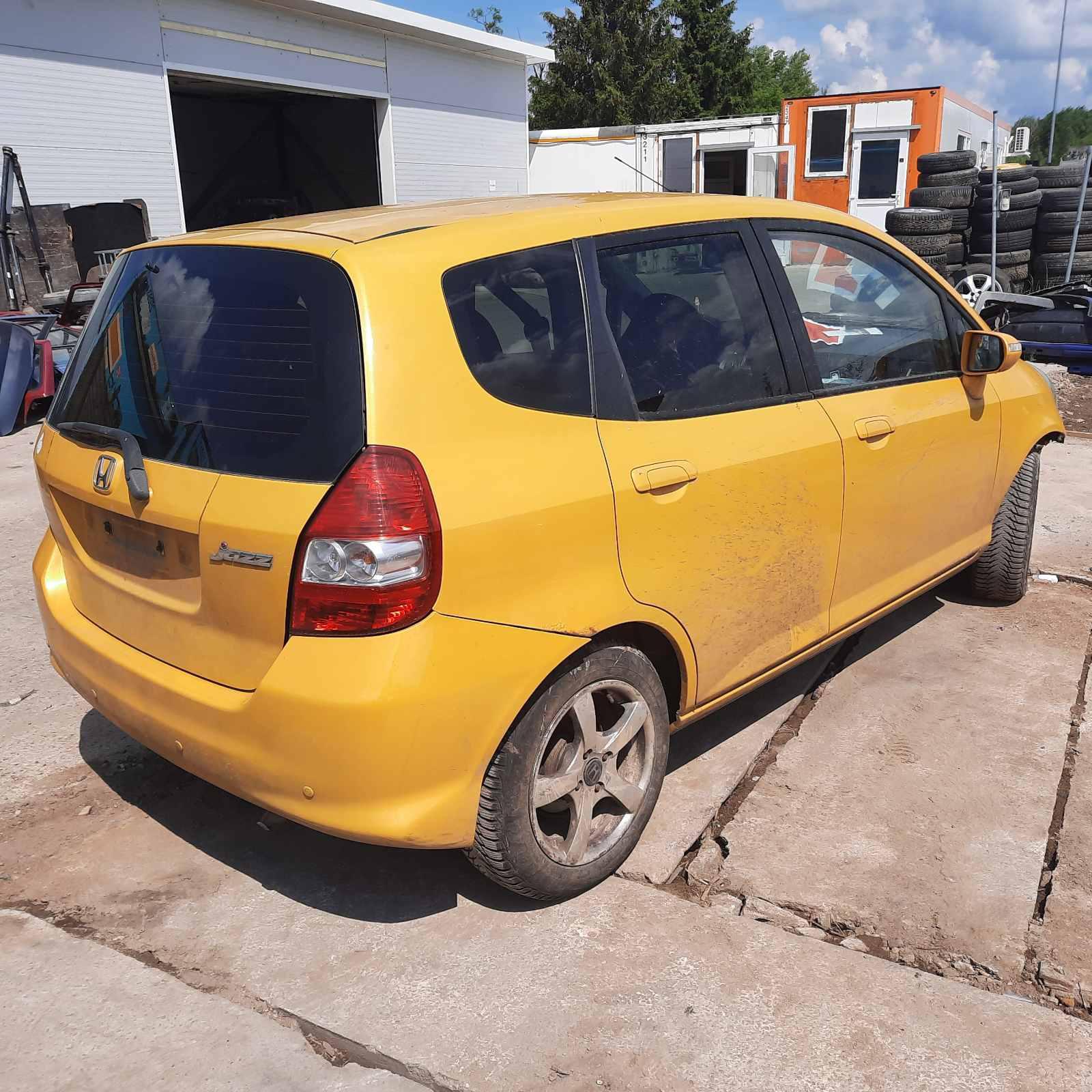 Foto-4 Honda Jazz Jazz, 2001.12 - 2005.04 2005 Petrol 1.4